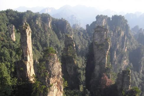 Zhanjiajie